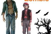 Halloween - Dad and Son fancy dress ideas / Are you planning some Halloween fun? We've teamed up with our partner sites The Brilliant Gift Shop and The Kids Division to bring you these great Dad and Son fancy dress ideas. / by Jacamo UK