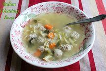 Soups / by Dawn Heinen