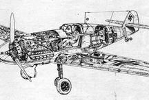 German Warplanes WW II