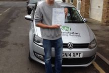 Esher / People from Esher in Surrey who passed their driving tests with Wimbledon Driving School
