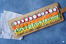 Les jolies quiches / Quiches et tartes aux légumes et aux fruits pour manger sain, manger bien!