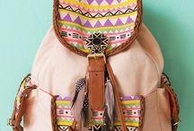 Backpacks and handbacks