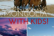 Mongolia Family Travel / Beyond our Leap & Hop Mongolia travel book,here are tips and ideas for families traveling to Mongolia: itineraries, activities, things to do, to see, where to eat and kids' stuff.