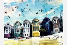 San Francisco <3 / by Amie Wong