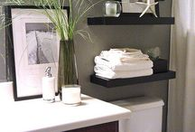 Small Bathroom Ideas / by Nicole