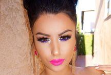 make-up, nails & jewelery
