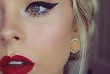 make up ;*