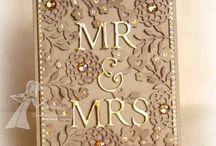 A-wedding cards
