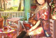 ♡ Girl Anime ♡