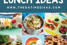Packed Lunch / Photo worthy lunch ideas