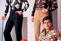 70s mens shirts FTW
