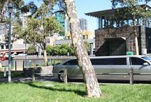 Wedding Limousine Hire Melbourne / Hire a beautiful limo for your wedding with professional chauffeur at Limousine King. Arrive in style & on time in our luxurious limousines!