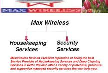 pankaj / Max Wireless is one of the fast growing company in the field of providing wireless (Trunking Radios) and security related products for various brand of top leading manufacturers like Motorola, Vertex, Vertel etc.