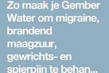 Gemberwater