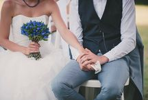 Cobalt Wedding / by Miss Ruby