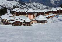 Franse Alpen - Valmorel