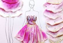 flowers design fashion