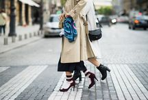 street style Paris - fashion week