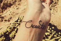 Awesome Tattoo Ideas / by Deanne Clarke-Saunders