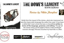 The Dove's Lament by Kirthi Jayakumar / http://www.tbcblohttp://www.tbcblogtours.com/the-blog-toursgtours.com/the-blog-tours