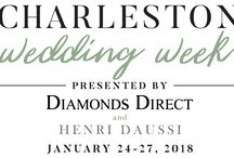 Charleston Wedding Week / Set for January 24 – 27, 2018 throughout historic downtown Charleston, the week's schedule will feature a dynamic series of workshops, signature experiences, fashion events and fêtes. New this year is the CWW Ultimate Charleston Wedding Giveaway contest. CWW Ultimate Charleston Wedding Giveaway contest by Breeze by Yoj Events, Diamonds Direct and Henri Daussi will award one lucky couple with their own dream Charleston wedding – for free!