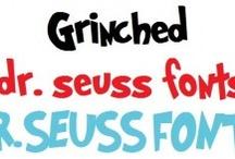 Teaching - Fun Fonts / Variety of Fonts