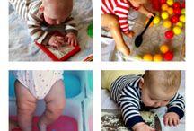 Bebekler için aktiviteler