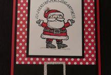 Get your Santa on / by Jen Lindsay