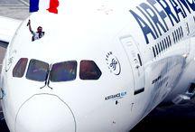 Avions / Découvrez la flotte Air France et les plus beaux clichés de nos avions.