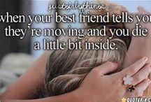 Missing my best friends