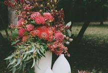 Protea Flower arrangements