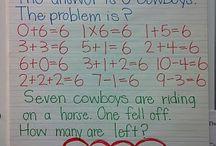 Math Activities / by Amanda Kincade Brimer