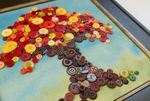 Burlap, Buttons & Corks / Crafty things to do with all those Buttons & Corks...and adding Burlap projects. / by Camile Mick