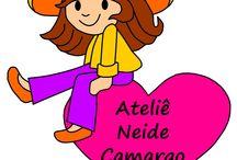 Ateliê Neide Camargo / Artesanato