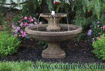 Fountains / Van Liew's is Kansas City's largest fountain and statuary retailer. We have over 150 fountains on display at our store, and we can order from the nation's premier manufacturers.