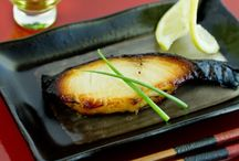 Japanese Main Dishes:  Fish, shrimp, cran... and other seafood