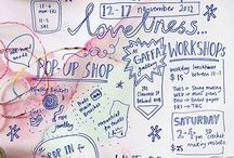 Sketchnotes / by Suz @ BeesLikeHoney