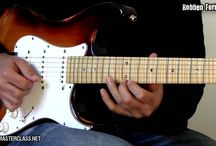 Guitarra (Licks and Riffs)