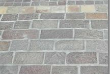 Porphyry Paving Stone / Porphyry stone, cobblestone pavers are a versatile and enduring natural stone perfect for stone driveways, walkways, stone patios, even wall veneer.