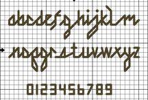 Haft - alfabet