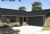 Cinto Series - House Plans / Here's a range of our Cinto Series House Plans. Take a look and find your dream home!