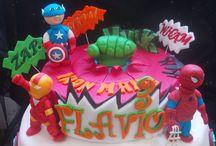 Cake Super Eroi / Cake Super Eroi