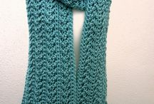 go with the flow super scarf-free crochet pattern