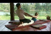 Thai Yoga Massage / Thai yoga Massages at Toro Holistic Health center.   Old-Port, Montreal, Quebec