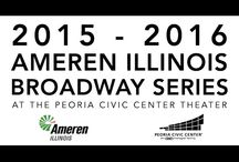 Ameren Illinois Broadway Series / The Ameren Illinois Broadway Series brings Broadway to Peoria at a fraction of the cost of a larger city!    For more information visit: www.peoriaciviccenter.com/events/Ameren-Illinois-Broadway-series