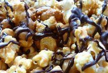 Rec: Sweet Tooth: Popcorn & mixes