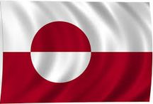 GREENLAND / GROENLANDIA.   cap. Nuuk / PAIS. Idioma oficial: Groenlandés