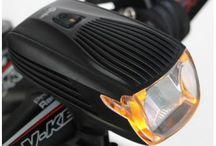 Luces Bicicleta / Hazte Ver, Luces Delanteras y Traseras para tu Bicicleta