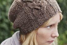 GORROS - TRICOT e crochet