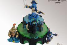 Skylanders torte za dečiji rođendan / www.pocoloco.rs